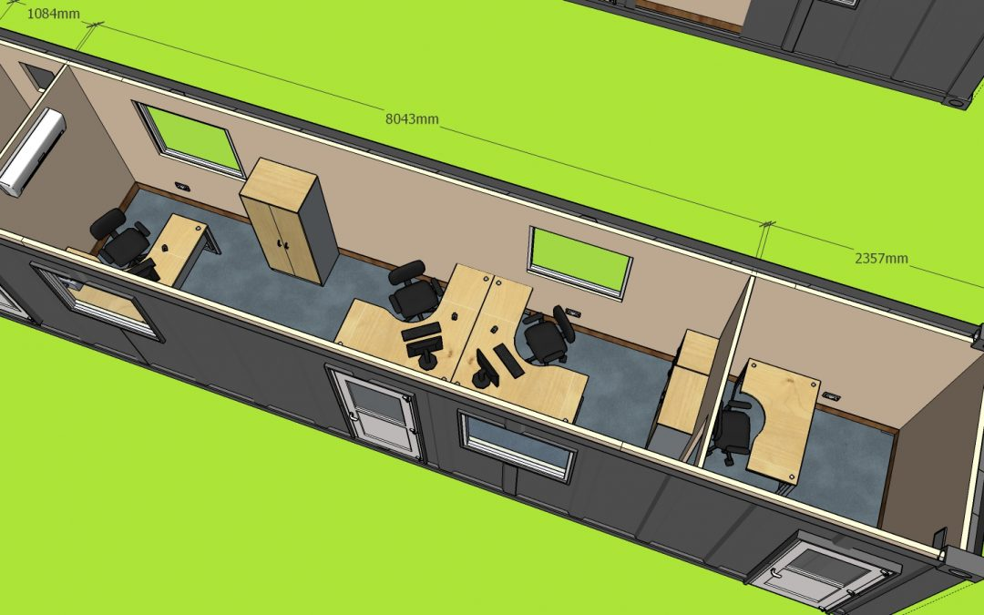40FT OFFICES
