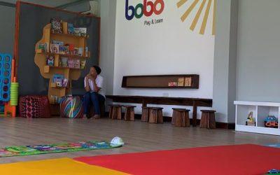 BOBO PLAY AND LEARN